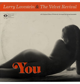 JZ Larry Lovestein & The Velvet Revival ‎– You 12""