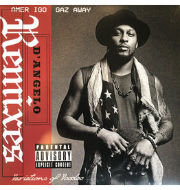 Amerigo Gazaway, D'Angelo ‎– Variation Of Voodoo: A Tribute To D'Angelo LP