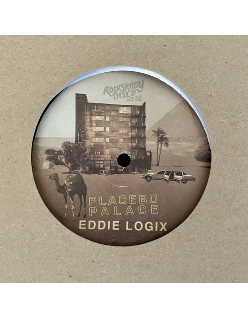 "Eddie Logix – Placebo Palace 12"""
