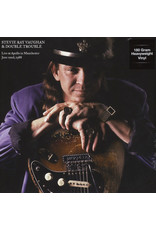 Stevie Ray Vaughan & Double Trouble – Live At Apollo In Manchester June 22nd, 1988 LP (2017)
