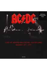 AC/DC – Live At Agora Ballroom, Cleveland, August 22, 1977 LP