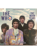 The Who – The Moon Years - Music Legends In Concert - The Legendary Broadcasts LP