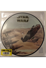 """John Williams – Star Wars: The Force Awakens (March Of The Resistance / Rey's Theme) 10"""""""