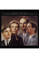 Kraftwerk ‎– Trans-Europe Express LP