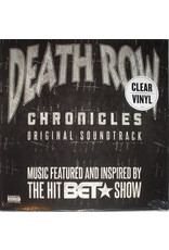 Various ‎– Death Row Chronicles (Original Soundtrack) 2LP