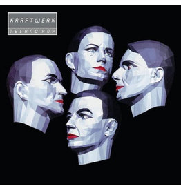 Kraftwerk ‎– Techno Pop LP