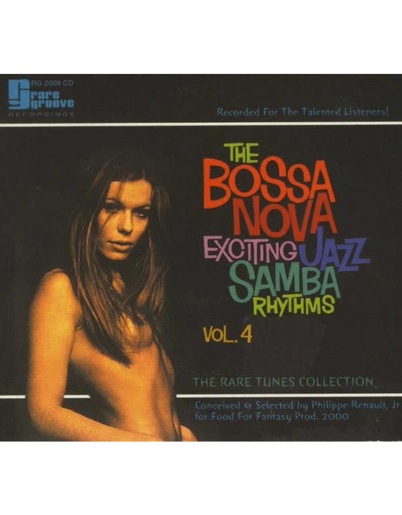 Various – The Bossa Nova Exciting Jazz Samba Rhythms - Vol. 4 LP