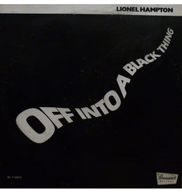 Lionel Hampton ‎– Off Into A Black Thing LP