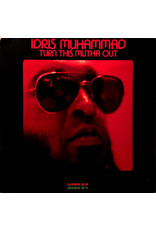 Idris Muhammad ‎– Turn This Mutha Out LP