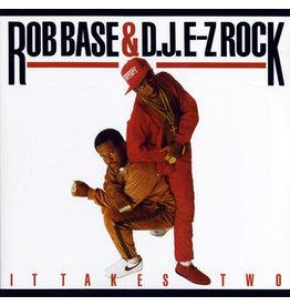HH Rob Base & D.J. E-Z Rock – It Takes Two LP