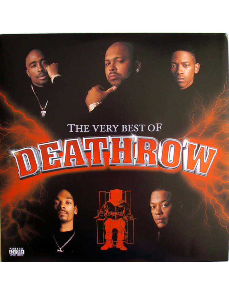 HH Various – The Very Best Of Deathrow 2LP