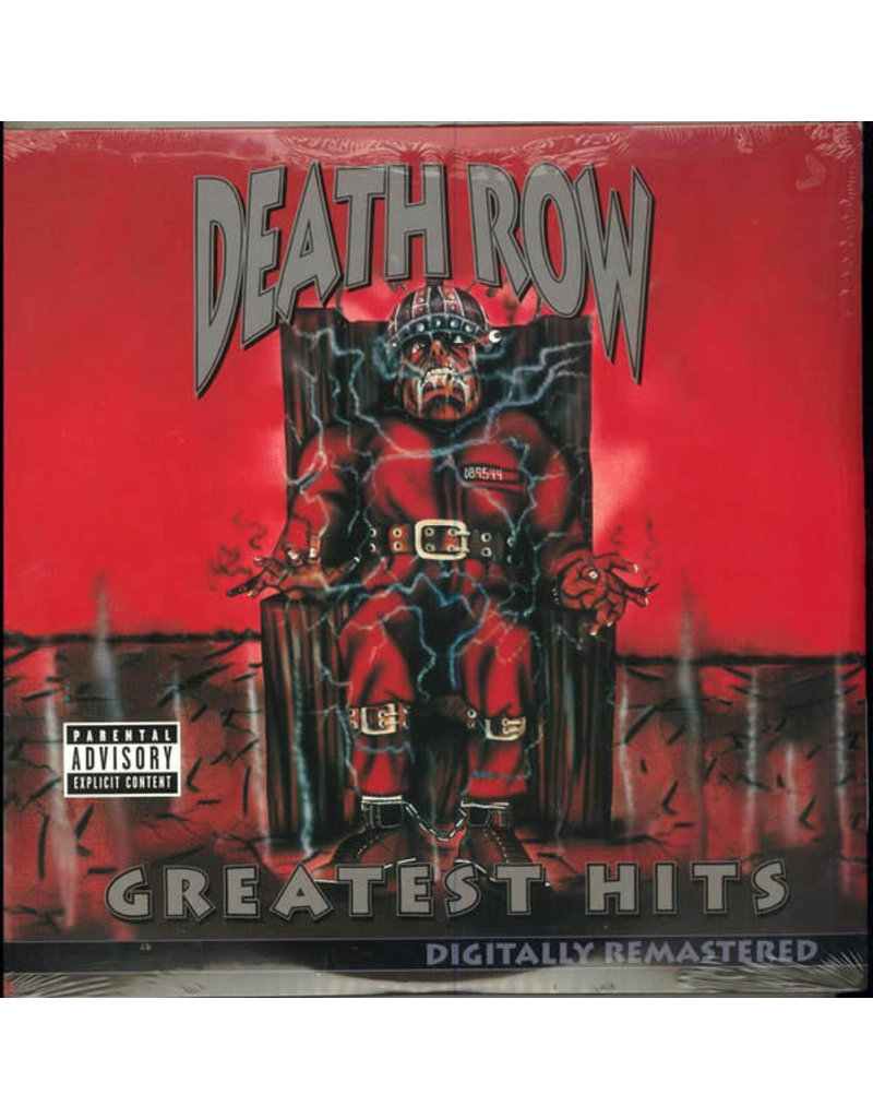 HH Various ‎– Death Row - Greatest Hits 4LP