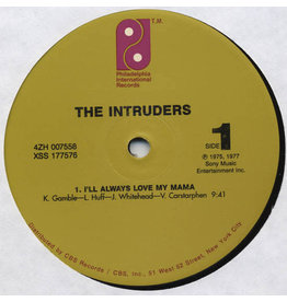 """The Intruders / Billy Paul – I'll Always Love My Mama / Only The Strong Survive 12"""""""