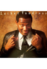 Luther Vandross ‎– Never Too Much LP