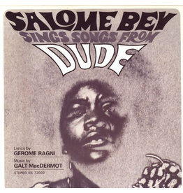 Salome Bey – Salome Bey Sings Songs From Dude LP