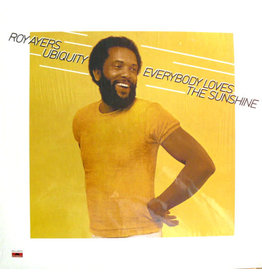 FS Roy Ayers Ubiquity – Everybody Loves The Sunshine LP
