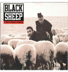 Black Sheep – A Wolf In Sheep's Clothing LP