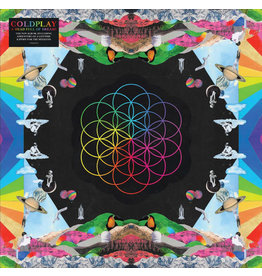 RK Coldplay – A Head Full Of Dreams 2LP