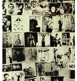 Rolling Stones – Exile On Main St. 2LP