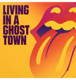 """The Rolling Stones – Living In A Ghost Town 10"""""""