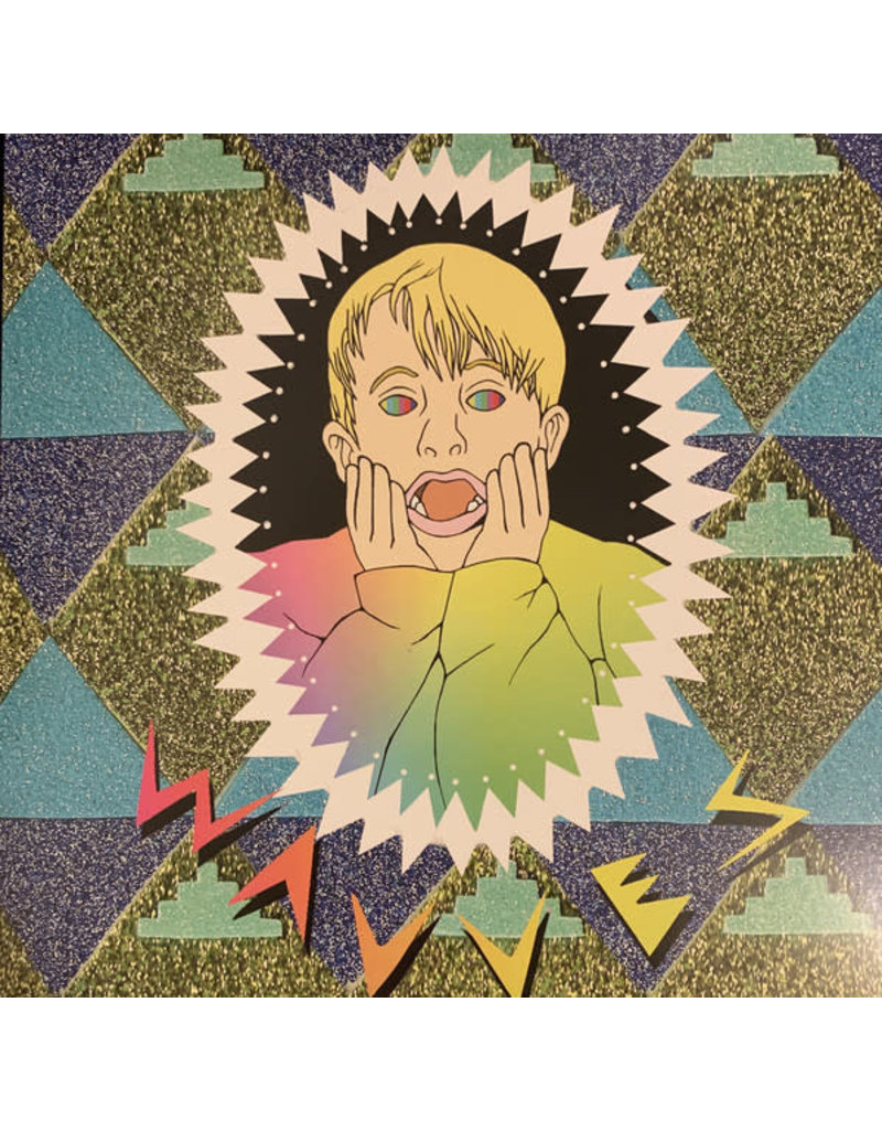 Wavves ‎– King Of The Beach (Purple Vinyl) LP