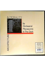 RK Orchestral Manoeuvres In The Dark ‎– Architecture & Morality LP