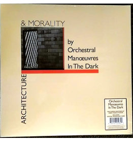 RK Orchestral Manoeuvres In The Dark – Architecture & Morality LP