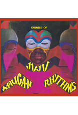 JZ Oneness Of Juju ‎– African Rhythms 2LP
