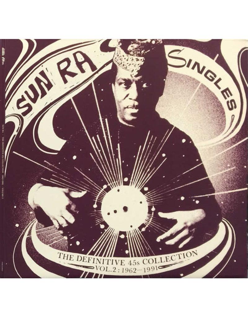 Sun Ra – Singles Volume 2: The Definitive 45s Collection 1962-1991 3LP