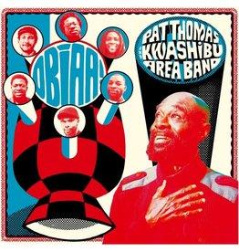 Pat Thomas And Kwashibu Area Band – Obiaa! 2LP