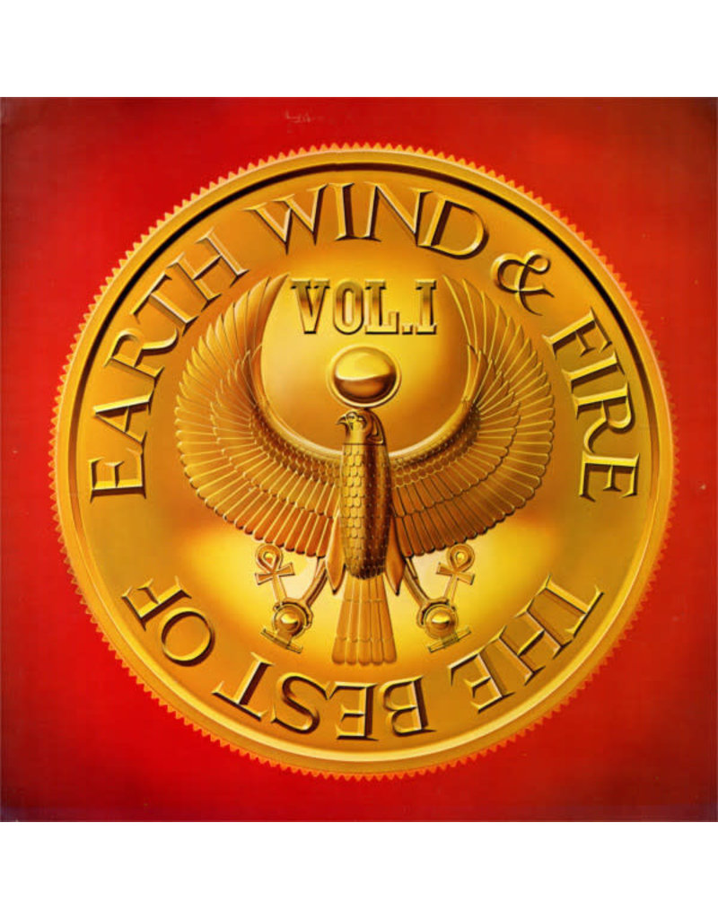 FS Earth, Wind & Fire ‎– The Best Of Earth, Wind & Fire Vol. 1 LP