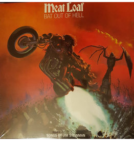 RK Meat Loaf ‎– Bat Out Of Hell LP