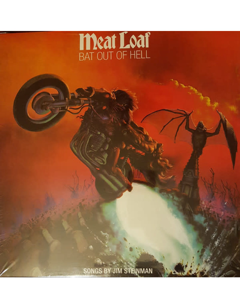 RK Meat Loaf – Bat Out Of Hell LP