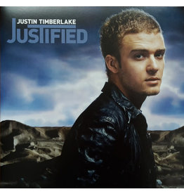 HH Justin Timberlake ‎– Justified 2LP