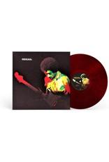 Jimi Hendrix - Band Of Gypsys (50th Anniversary Edition) LP (2020), Red Vinyl