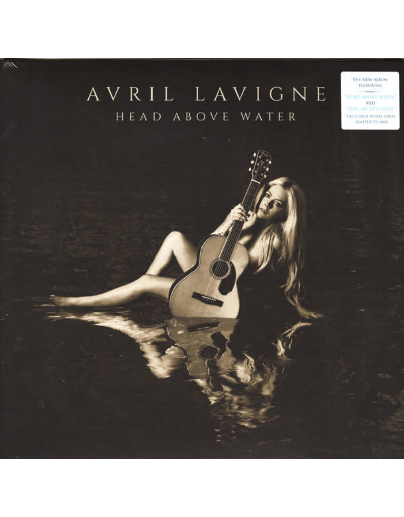 RK Avril Lavigne ‎– Head Above Water LP