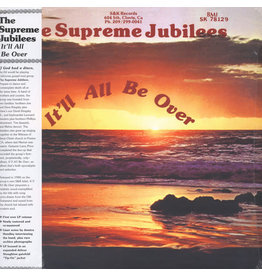 FS The Supreme Jubilees ‎– It'll All Be Over LP