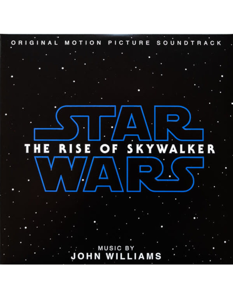 John Williams – Star Wars: The Rise Of Skywalker (Original Motion Picture Soundtrack) 2LP
