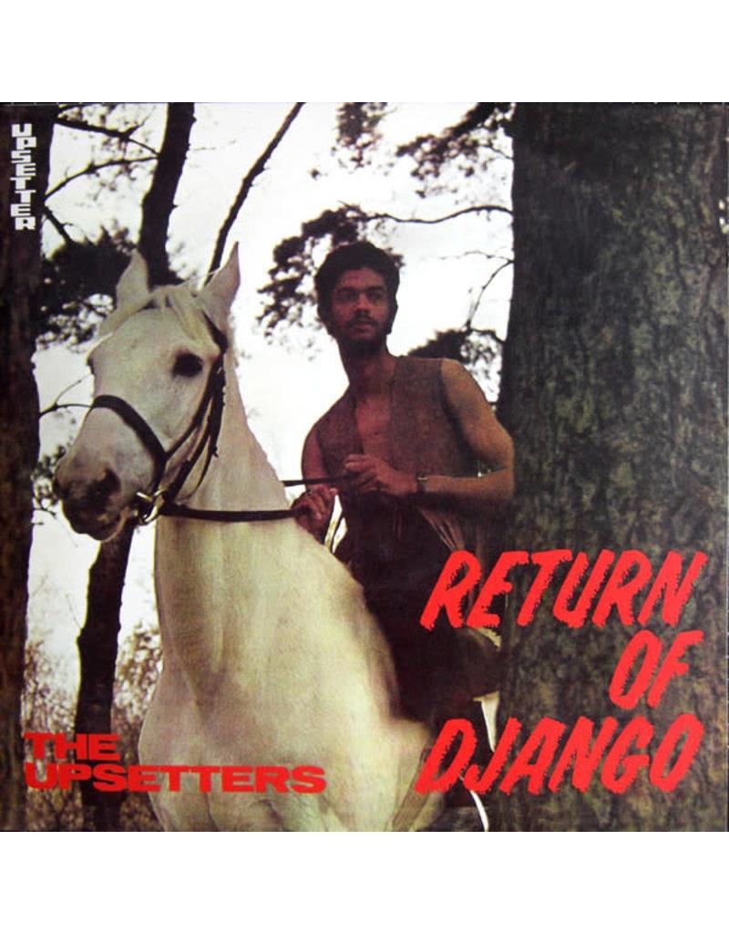 The Upsetters – Return Of Django (Limited Orange Vinyl) LP