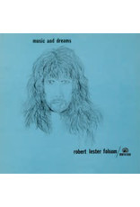 Robert Lester Folsom ‎– Music And Dreams LP