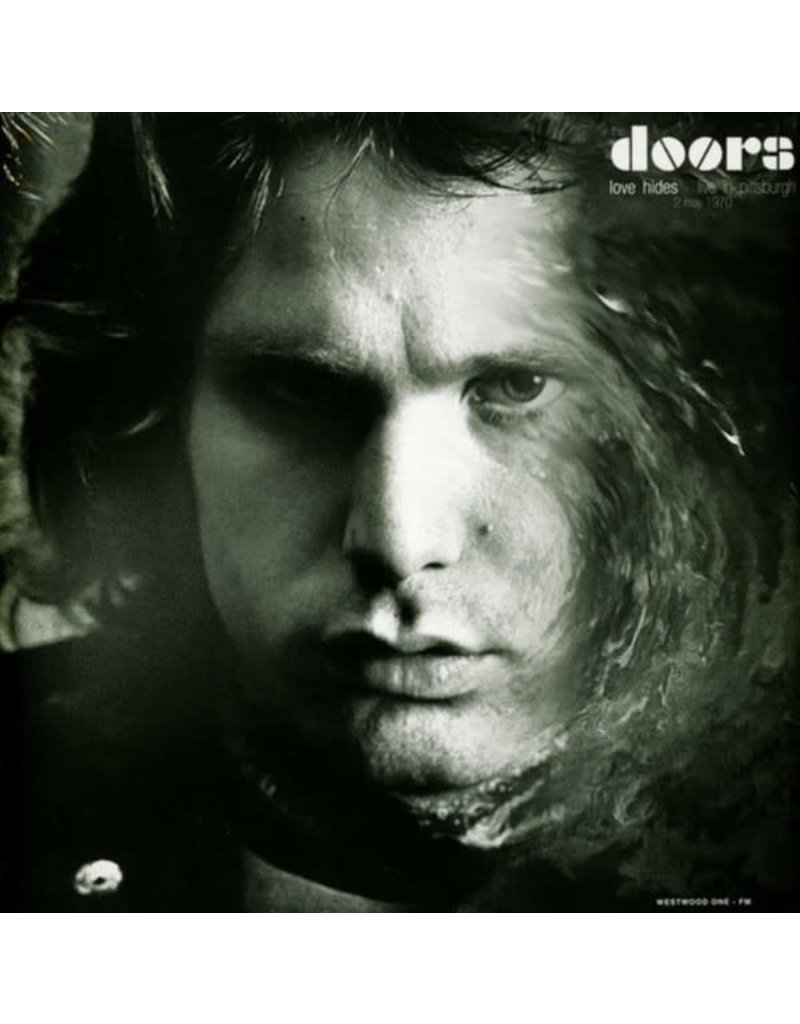 The Doors – Love Hides: Live In Pittsburgh 1970 LP