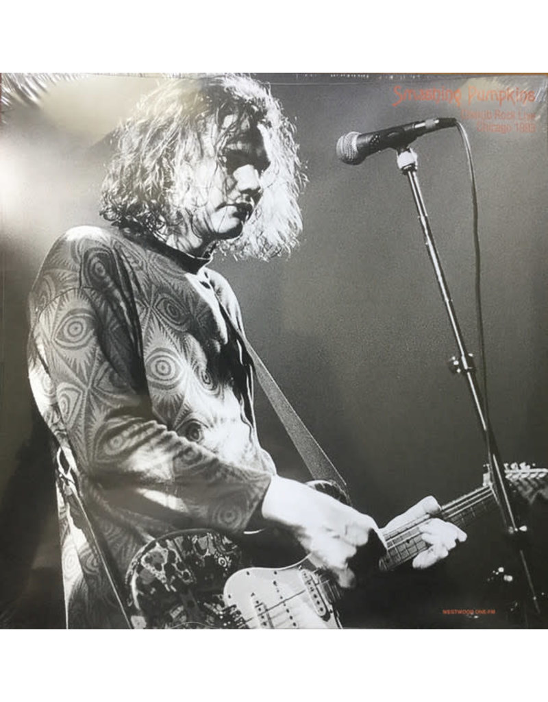 The Smashing Pumpkins - Cherub Rock Live, Chicago 1993 2LP (2020)