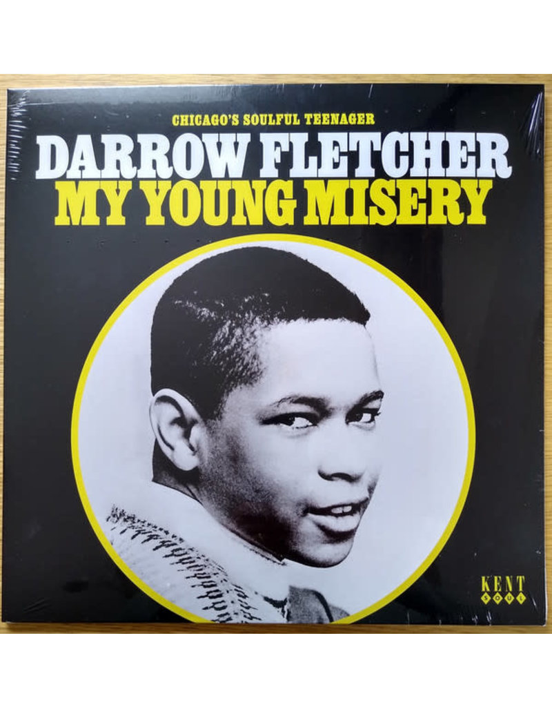 Darrow Fletcher – My Young Misery LP