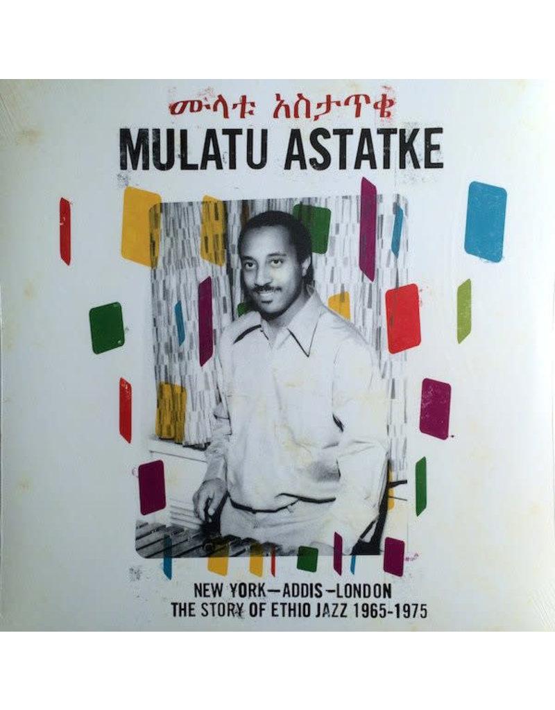 Mulatu Astatke – New York - Addis - London - The Story Of Ethio Jazz 1965-1975 2LP
