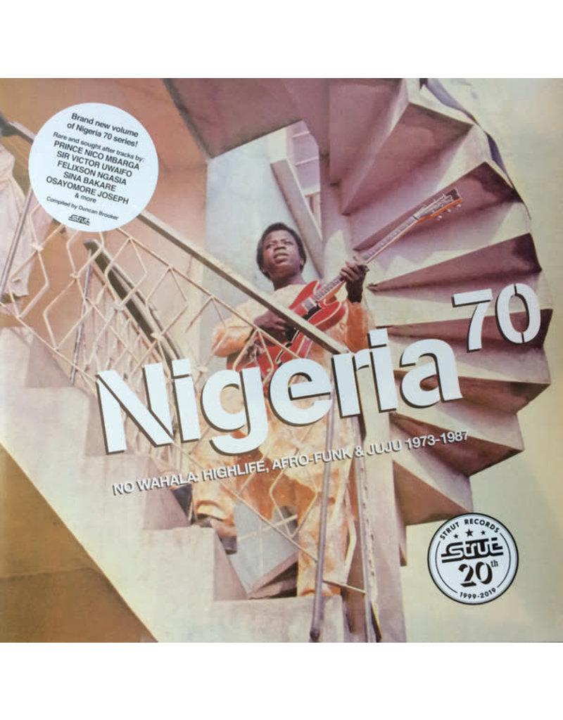 FS V/A - Nigeria 70 - No Wahala: Highlife, Afro-Funk & Juju 1973-1987 2LP