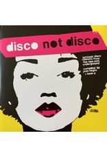 Various – Disco Not Disco (Leftfield Disco Classics From The New York Underground) 3LP