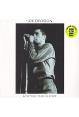"""Joy Division – Love Will Tear Us Apart 12"""" (2020 Reissue), Limited Edition, Glow In The dark"""
