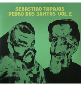 Sebastiao Tapajos, Pedro Dos Santos – Sebastiao Tapajos / Pedro Dos Santos Vol. 2 LP