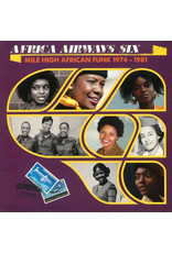 Various – Africa Airways Six (Mile High African Funk 1974-1981) LP