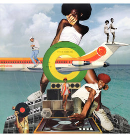 EL Thievery Corporation – The Temple Of I & I 2LP